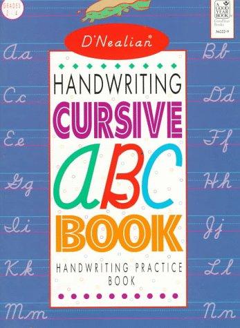 9780673360229: D'NEALIAN HANDWRITING CURSIVE ABC BOOK