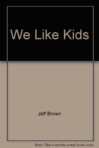 9780673360380: We Like Kids!-Cassette with Songbook