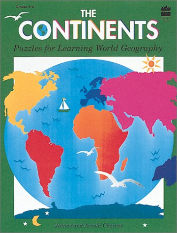 9780673360724: The Continents: Puzzles for Learning World Geography