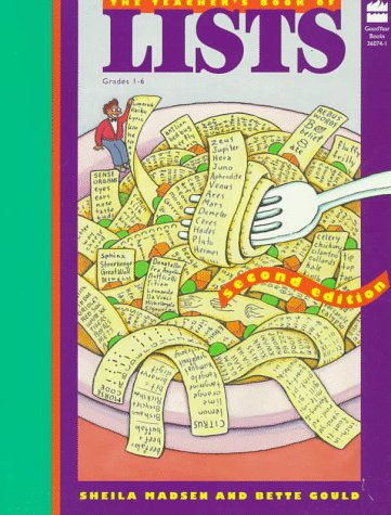 9780673360748: Teacher's Book of Lists