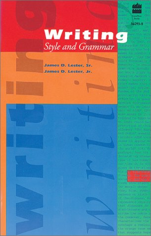 9780673360939: Writing: Style and Grammar