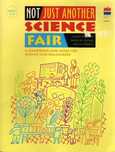 Not Just Another Science Fair Book: Laura Vazquez, David