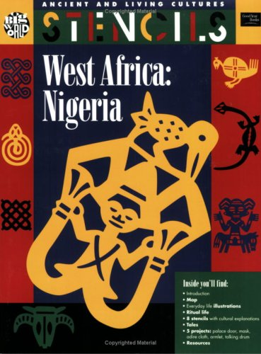 9780673361370: Stencils West Africa Nigeria: Ancient & Living Cultures Series: Grades 3+: Teacher Resource (Ancient and Living Cultures)