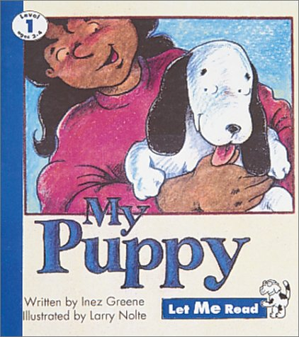 9780673361929: My Puppy, Let Me Read Series, Trade Binding