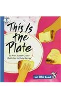 This Is the Plate, Let Me Read Series, Trade Binding (0673362345) by Alan Trussell-Cullen