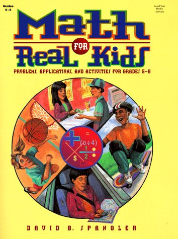 9780673363541: Math For Real Kids