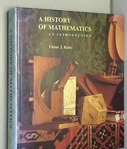 9780673380395: A History of Mathematics