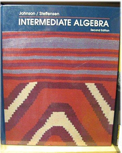 Intermediate Algebra: Johnson, L. Murphy,