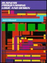 9780673381545: Business Programming Logic and Design
