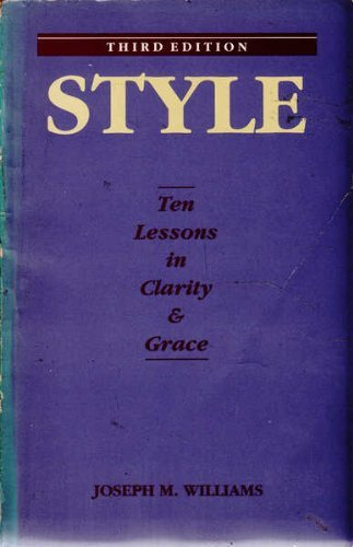 9780673381866: Style: Ten Lessons in Clarity and Grace