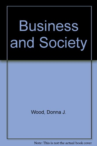 9780673384355: Business and Society
