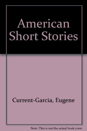 9780673385680: American Short Stories
