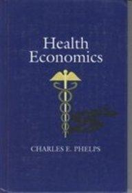 9780673387462: Health Economics