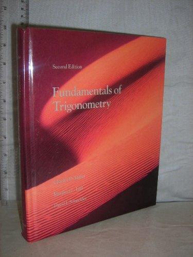 9780673389619: Fundamentals of Trigonometry