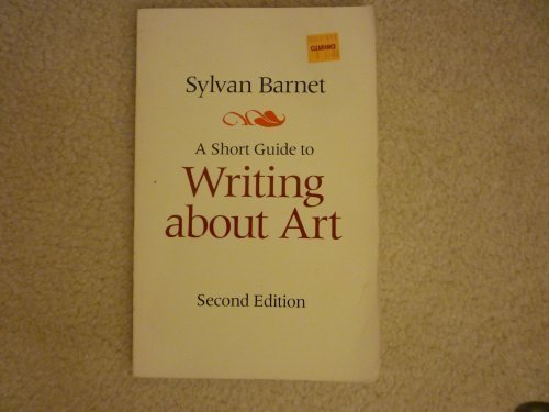 9780673391957: Short Guide to Writing about Art