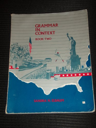 9780673392589: Grammar in Context Bk2