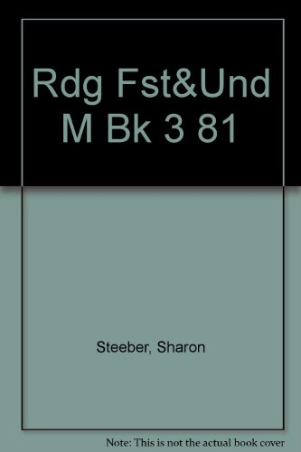 9780673392862: Reading Faster and Understanding More (Reading Faster & Understanding More)