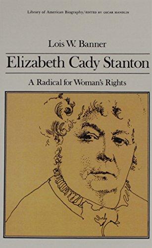 Autobiography elizabeth cady stanton