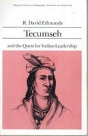 9780673393364: Tecumseh and the Quest for Indian Leadership