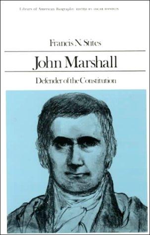 9780673393531: Stites: John Marshall (Lab_c