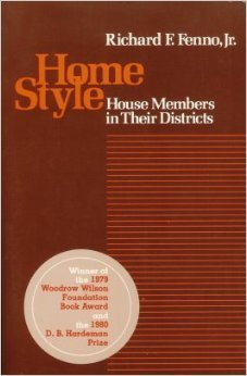 9780673394408: Home Style: House Members in Their Districts