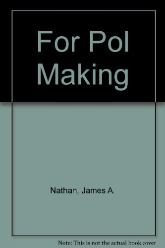 9780673394675: Foreign Policy Making and the American Political System