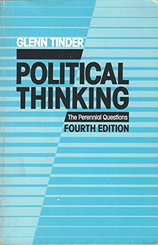 9780673394842: Political Thinking: The Perennial Questions