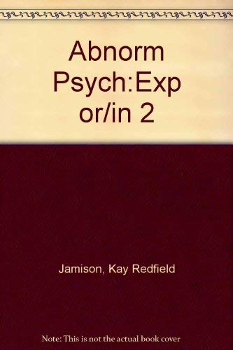 9780673395078: Abnormal Psychology: Experiences, Origins, and Interventions