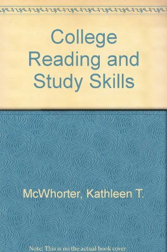 9780673396648: College Reading and Study Skills