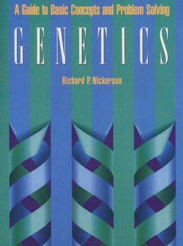 9780673396846: Genetics: A Guide to Basic Concepts and Problem Solving