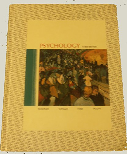 9780673396976: Psychology: Exploring the Mind