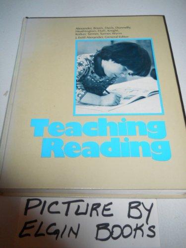 Teaching Reading: J Estill Alexander,