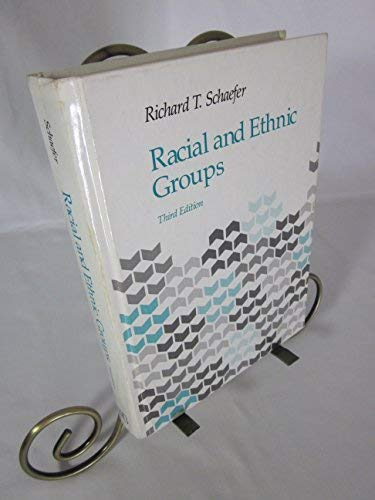New Mysoclab with Pearson Etext - For Racial and Ethnic Groups: Richard T. Schaefer