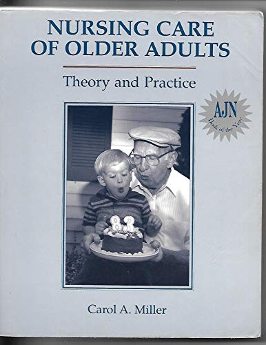 9780673397959: Nursing Care of Older Adults: Theory and Practice