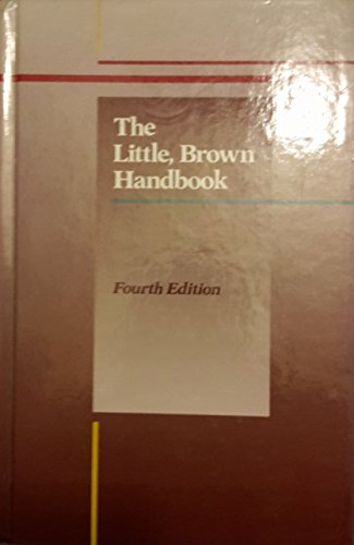 9780673398598: Little, Brown Handbook