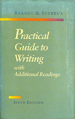 9780673398789: Practical Guide to Writing: with Additional Readings