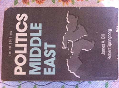 9780673398901: Politics in the Middle East (The Scott Foresman Little Brown Series in Comparative Politics)