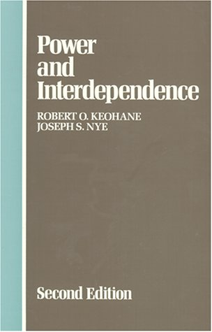 9780673398918: Power and Interdependence (Scott, Foresman/Little, Brown series in political science)