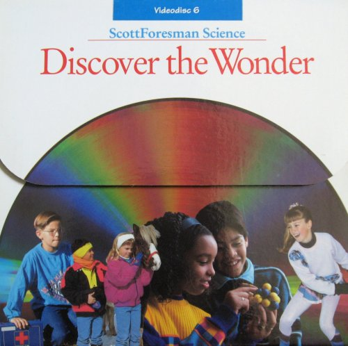 9780673400499: Discover the Wonder Classroom Guide (Grade 6 Videodisc & Work-books)
