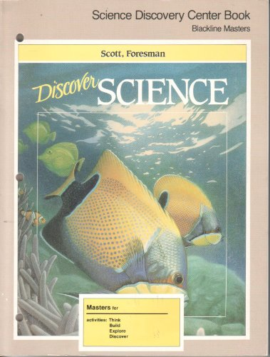 9780673423580: Scott, Foresman Discover Science Grade 4: Science Discovery Center Book Blackline Masters