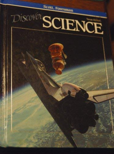 Discover Science, Grade Six (0673424952) by Scott, Foresman