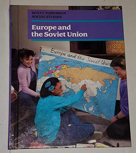 9780673431523: Europe and the Soviet Union (Scott, Foresman social studies)