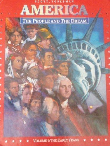 9780673437815: America People Dream Vol 1