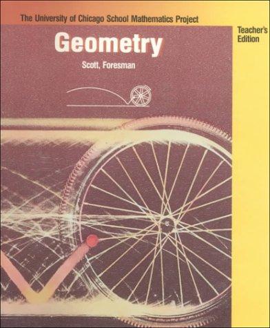 9780673452702: Ucsmp Geometry