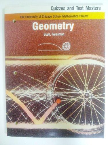 9780673454041: Geometry