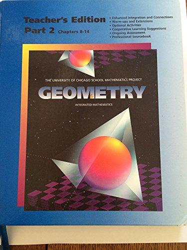 9780673459589: Geometry, Part 2 - Teacher's Edition