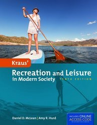 9780673460585: Recreation and Leisure in Modern Society
