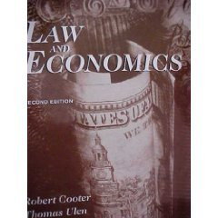 9780673463326: Law and Economics (The Addison-Wesley series in economics)