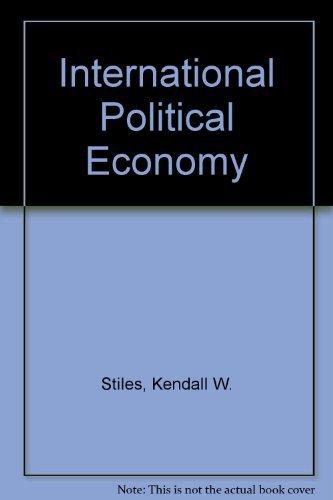 9780673463821: International Political Economy: A Reader