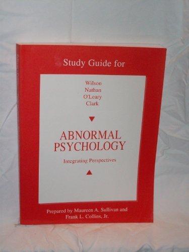 9780673464132: Exploring Abnormal Psychology